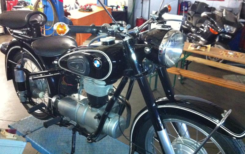 motorrad-r27 Andres Kfz Service Neulußheim