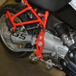 R1150GS pulverbeschichten